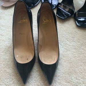 Christian Louboutin 37 Pigalles 85 mm